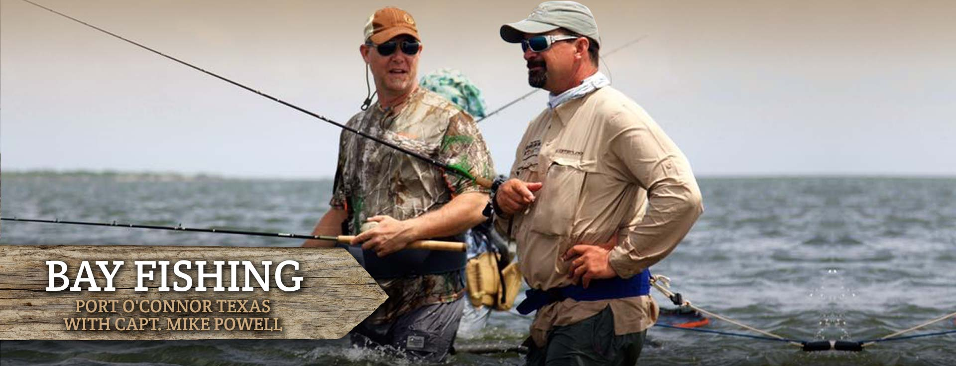 Guided Fishing in Port O'Connor