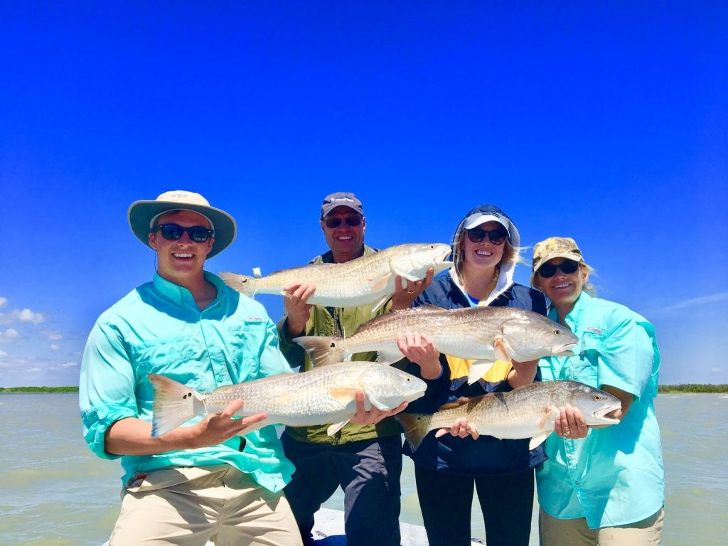 Port O'connor Fishing trips texas
