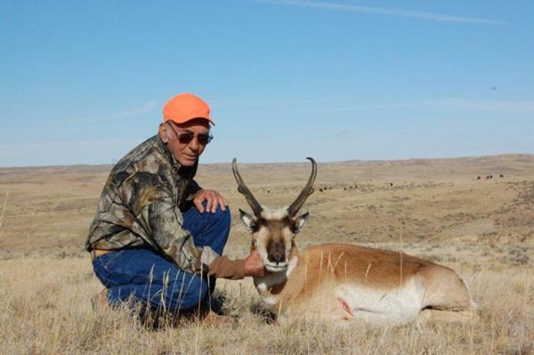 Antelope Guiding