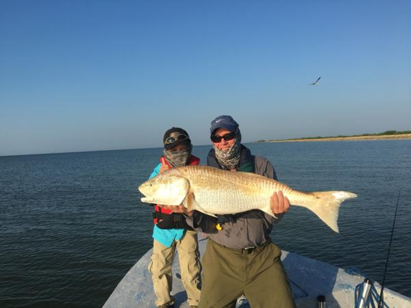 Port O'connor Guided Fishing trips texas